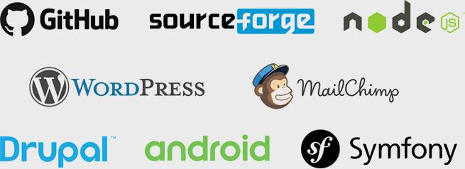 Application Tech Logos