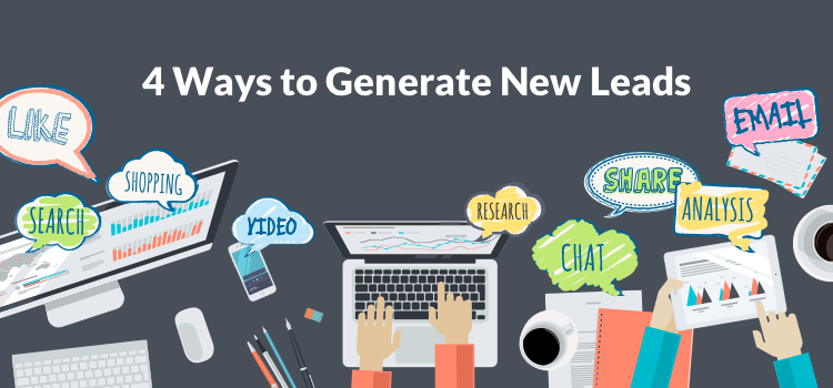 Generate new Business Leads