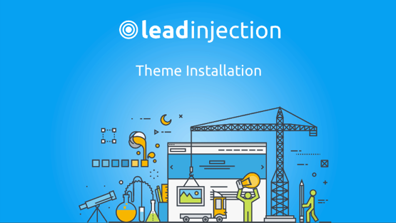 Leadinjection Theme Installation